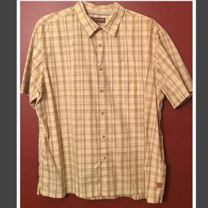 G.H. Bass Earth Casual Button-Up